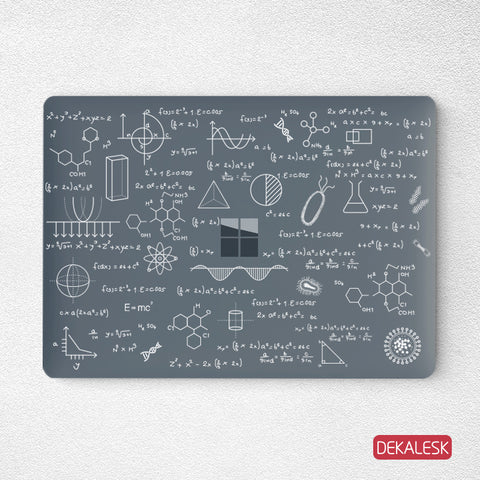 Formula- Surface Laptop Top Lid Skin - DEKALESK