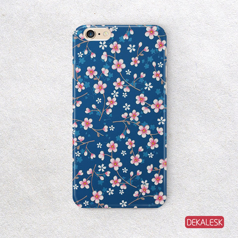 Flowers Blossoming - iPhone 6/6S Cases - DEKALESK