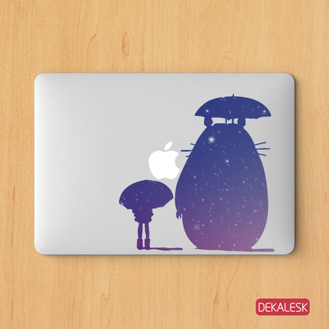 Chinchilla - MacBook Decal - DEKALESK