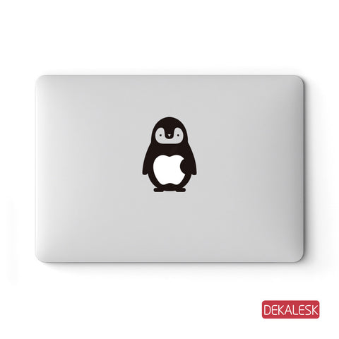MacBook Decal  MacBook Sticker  Laptop Decal Laptop Sticker MacBook Air Pro Retina Penguin - DEKALESK