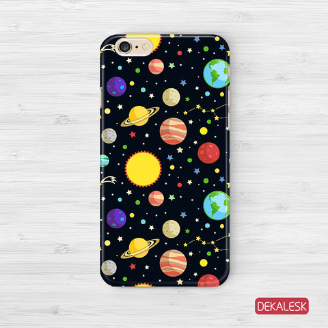Planets - iPhone 6/6S Cases - DEKALESK