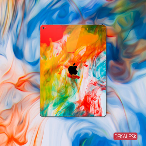 Beautiful Smoke - iPad Pro Skin - DEKALESK