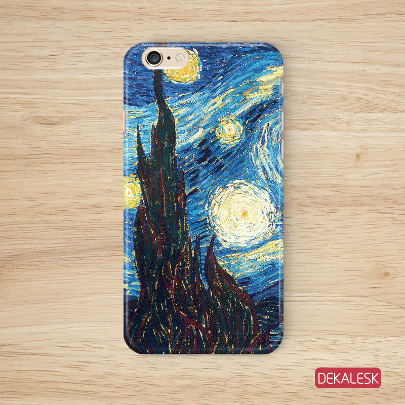 The Starry Night - iPhone 6/6S Cases - DEKALESK