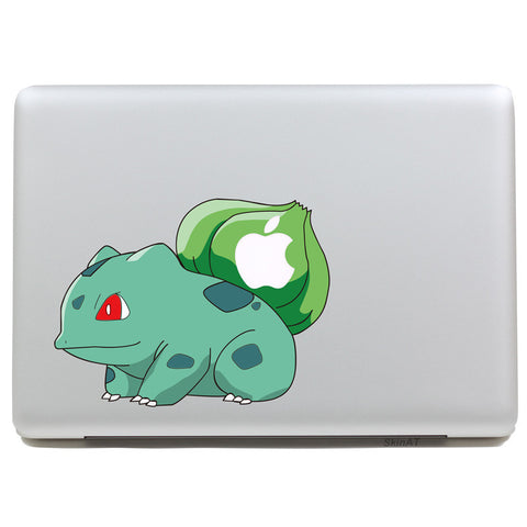 Bulbasaur - MacBook Decal - DEKALESK