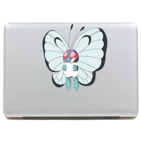 Butterfree - MacBook Decal - DEKALESK