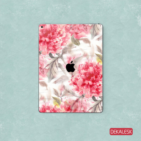 Red Silk - iPad Pro Skin - DEKALESK