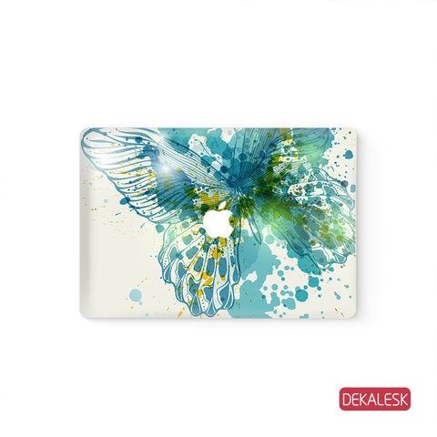 Butterfly Wings - MacBook Skin - DEKALESK