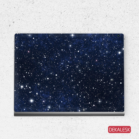 Stars in the Sky - Surface Book Skin - DEKALESK