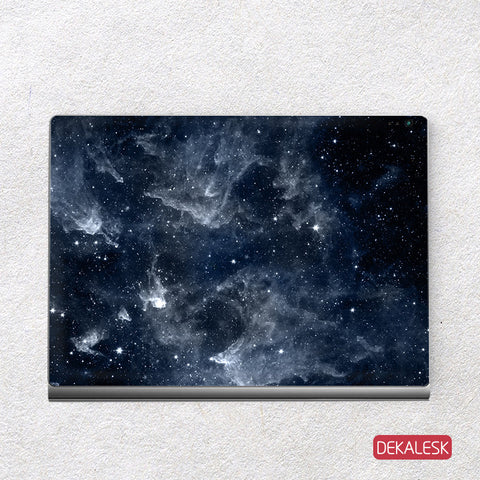 Dark Blue Galaxy - Surface Book Skin - DEKALESK
