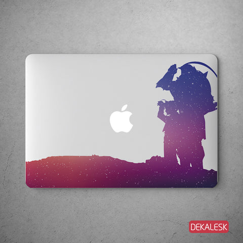 Fullmetal Alchemist - MacBook Decal - DEKALESK