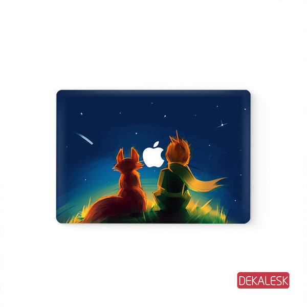 Loving - MacBook Pro Keyboard Stickers Top Skin Full Bottom Decal Protector - DEKALESK