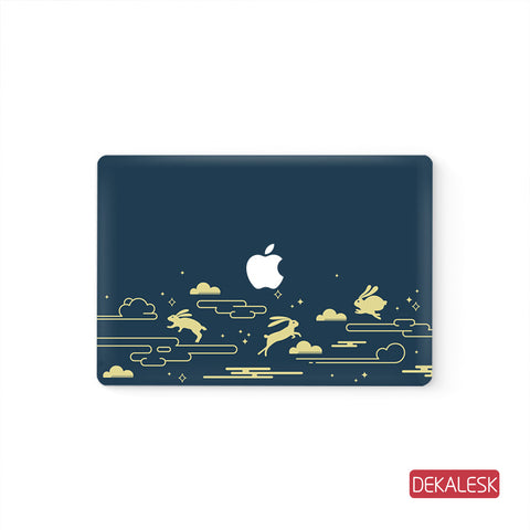 Rabbit - MacBook Decal Stickers Skin - DEKALESK