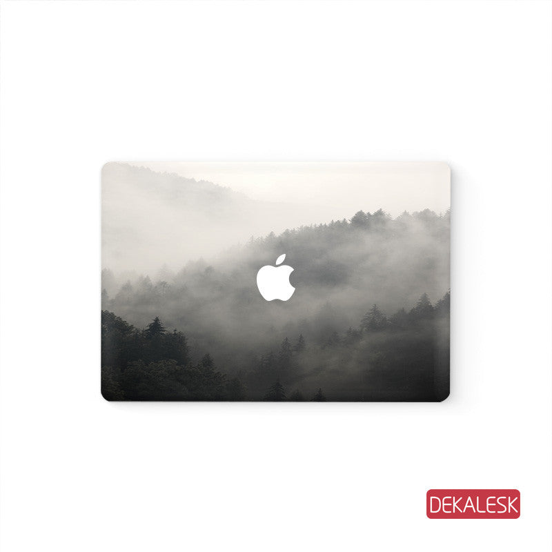 Mountains - MacBook Pro Decal Air Skin Laptop Sticker - DEKALESK