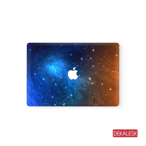 Universal - MacBook Air Stickers Mac Top decal  Front Cover Skin - DEKALESK