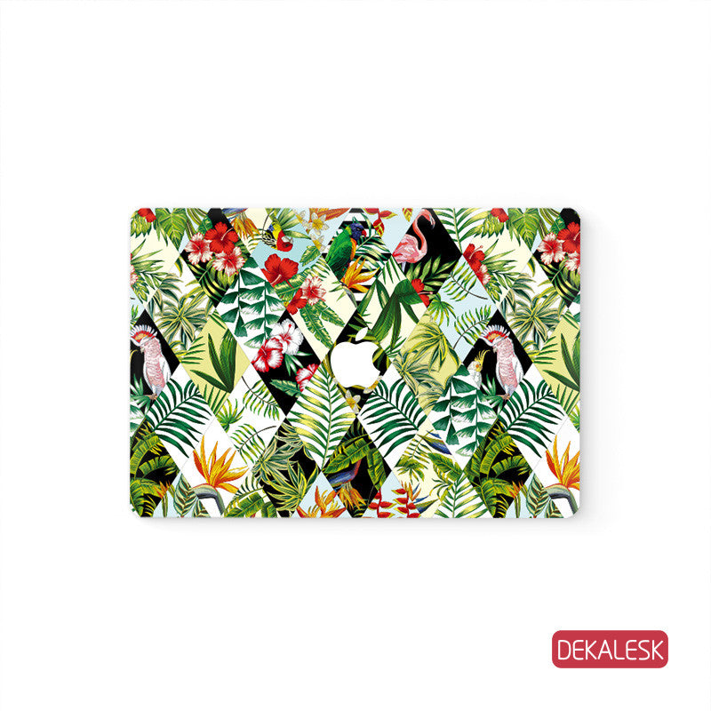Foreign Views - MacBook Decal Air Skin Laptop Sticker - DEKALESK