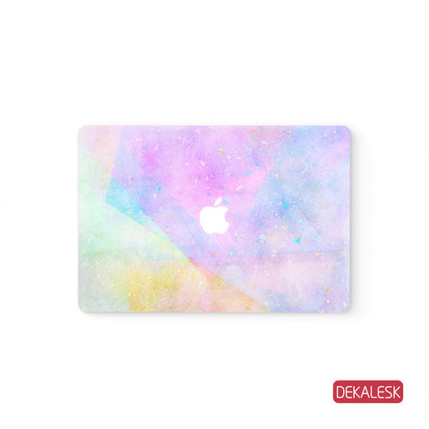 Spring- MacBook Decal Air Laptop Sticker - DEKALESK