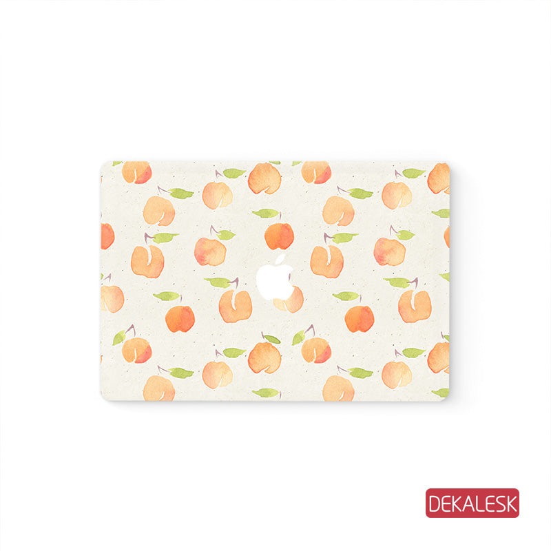 Yellow - MacBook Decal Stickers Skin - DEKALESK