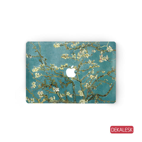 Apricot Blossoms - MacBook Skin - DEKALESK