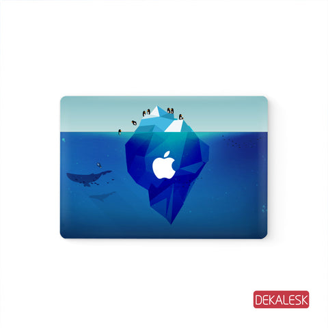 Blue Planet - MacBook Decal Stickers Skin - DEKALESK