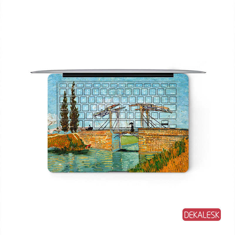 The Bridge of Langlois - MacBook Keyboard Skin - DEKALESK