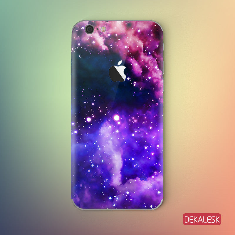 Purple Galaxy - iPhone 6/6S Skin - DEKALESK