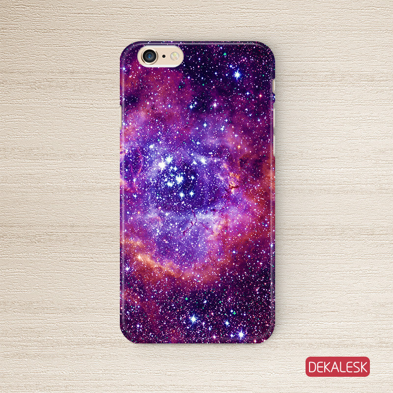 Pink Cosmos - iPhone 6/6S Cases - DEKALESK