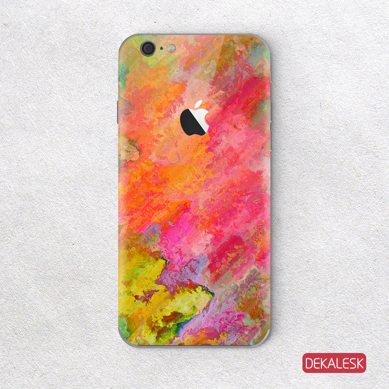 Watercolor - iPhone 6/6S Skin - DEKALESK