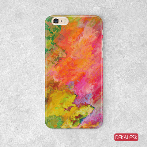 Watercolor - iPhone 6/6S Cases - DEKALESK