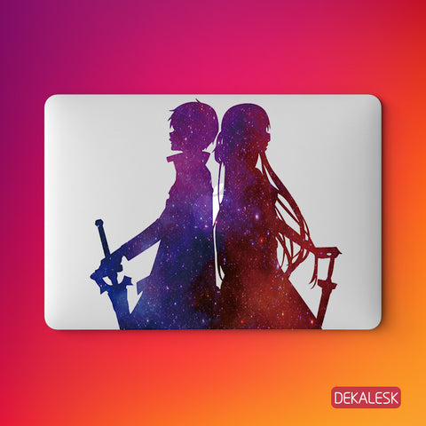 Sword Art Online - MacBook Decal - DEKALESK