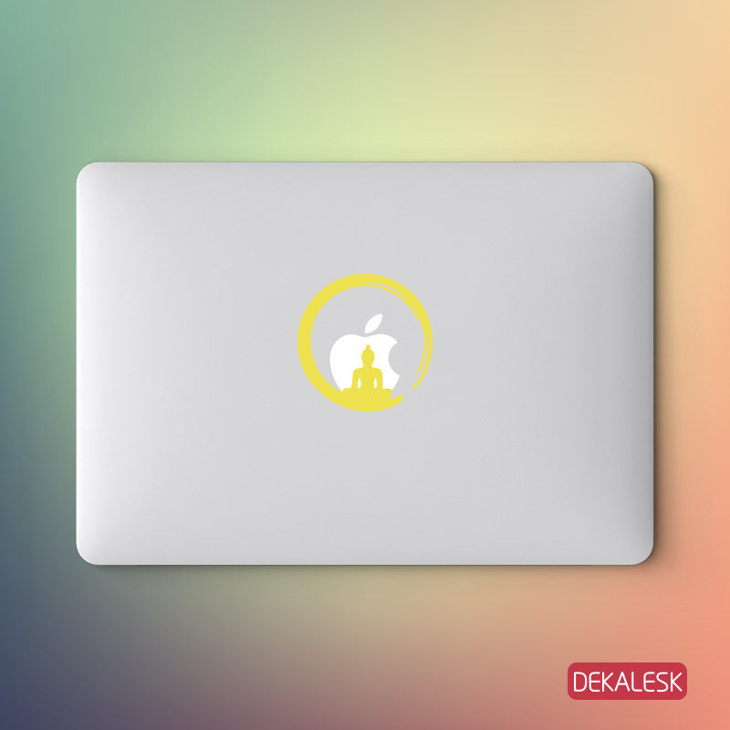 Worship - MacBook Decal - DEKALESK