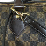 Damier Ebene Shoulder Crossbody Strap - Louis Vuitton