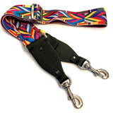 Multi-Color Rockstar Guitar Strap