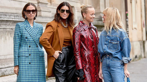 10 COOLEST FASHION TRENDS IN SPRING/SUMMER 2020