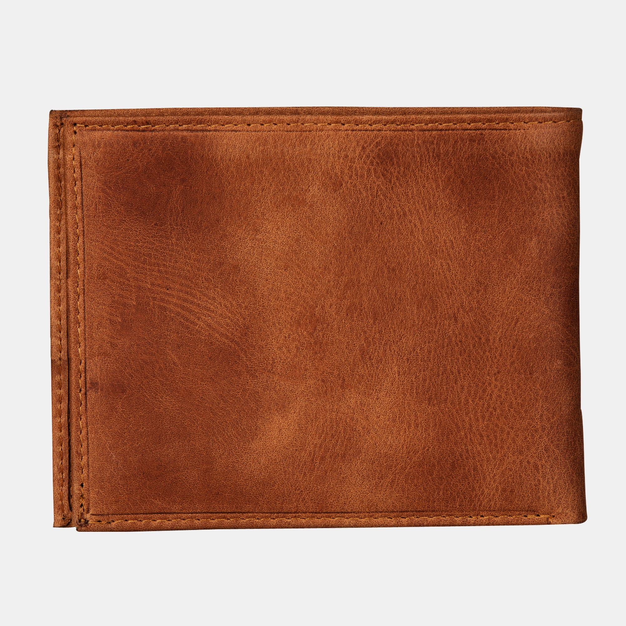 727470689d Mens Cool Bifold Leather Wallet Brown | Finelaer