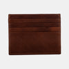 Finelaer Leather Men's Front Pocket Slim RFID Card Minimalist Wallet