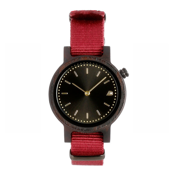 [Prime] 1.0.0 Dark Hardwood - 34mm Burgundy