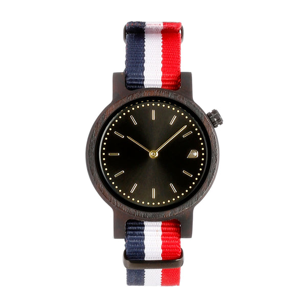 [Prime] 1.0.0 Dark Hardwood - 34mm The Patriot