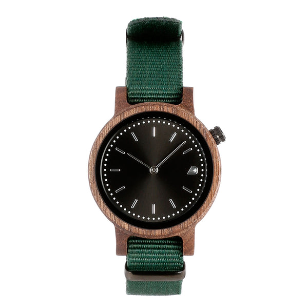 [Prime] 1.1.0 Walnut Wood - 34mm Forest Green
