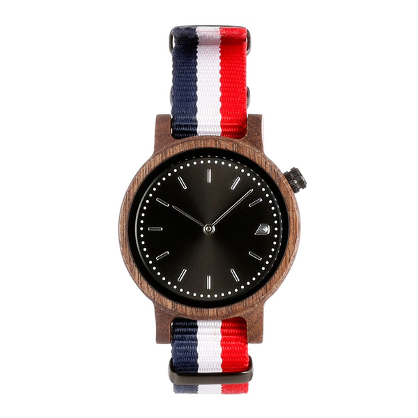 [Prime] 1.1.0 Walnut Wood - 34mm The Patriot