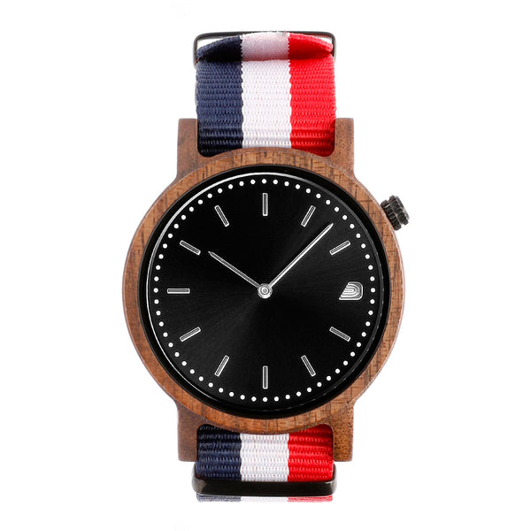 [Prime] 1.1.1 Walnut Wood- 42mm The Patriot