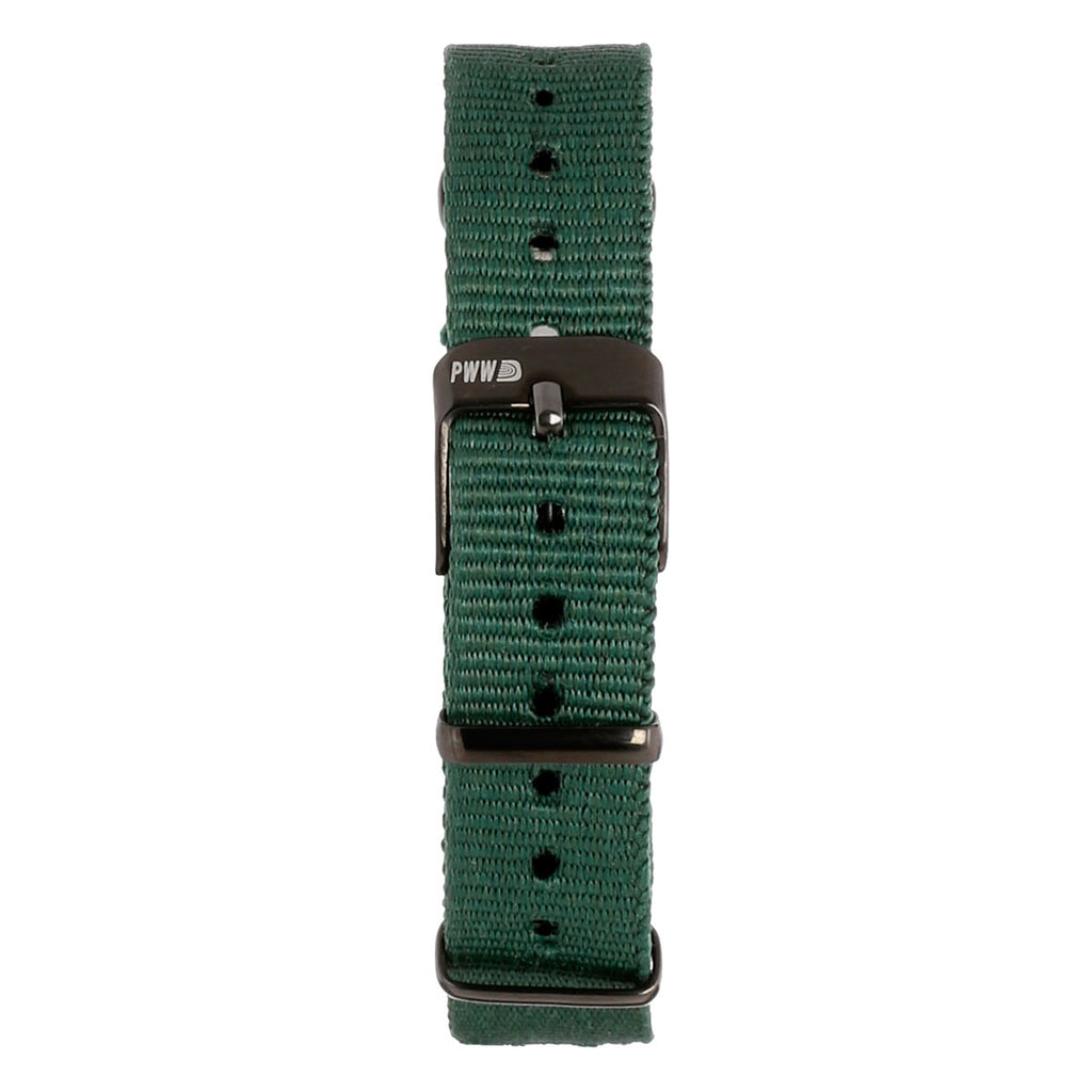 Signature NATO Strap 14mm - Forest Green