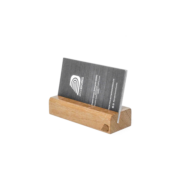 Minimal Table Cardholder