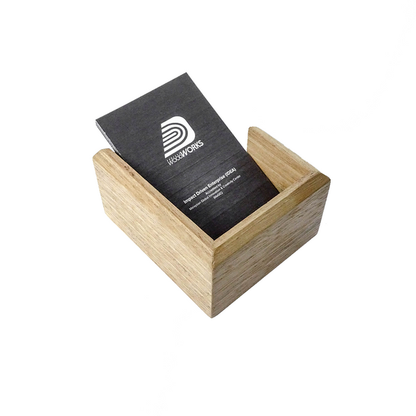 PWW Signature Table Cardholder