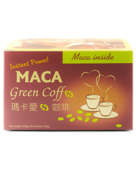 Maca Green Coffee