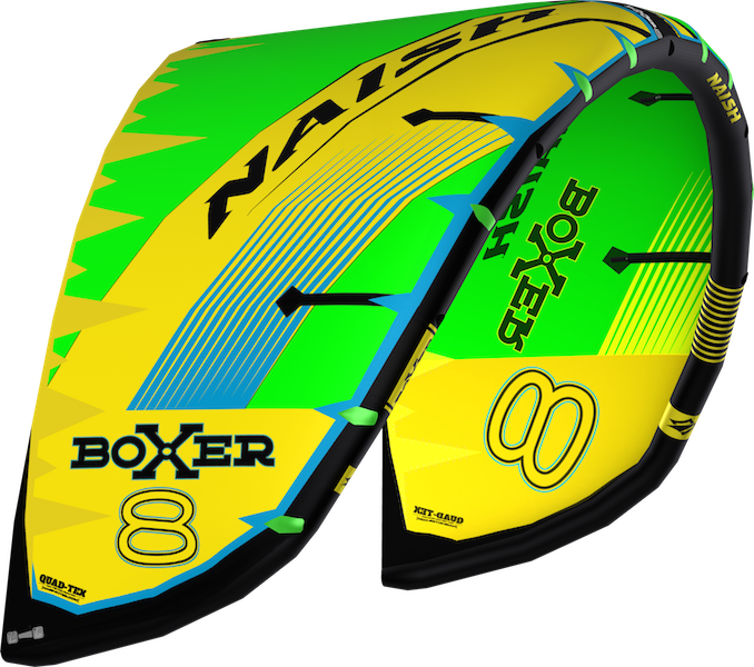 Review: 2019 Naish Boxer Kite