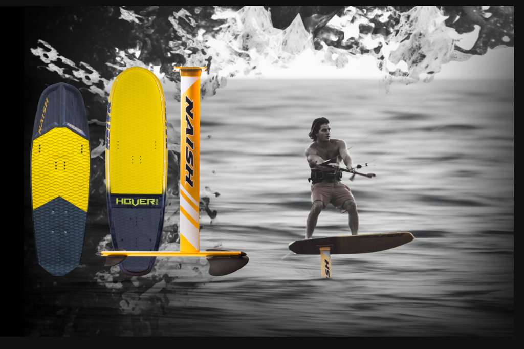 Naish Hover Foil Review by Kitemag