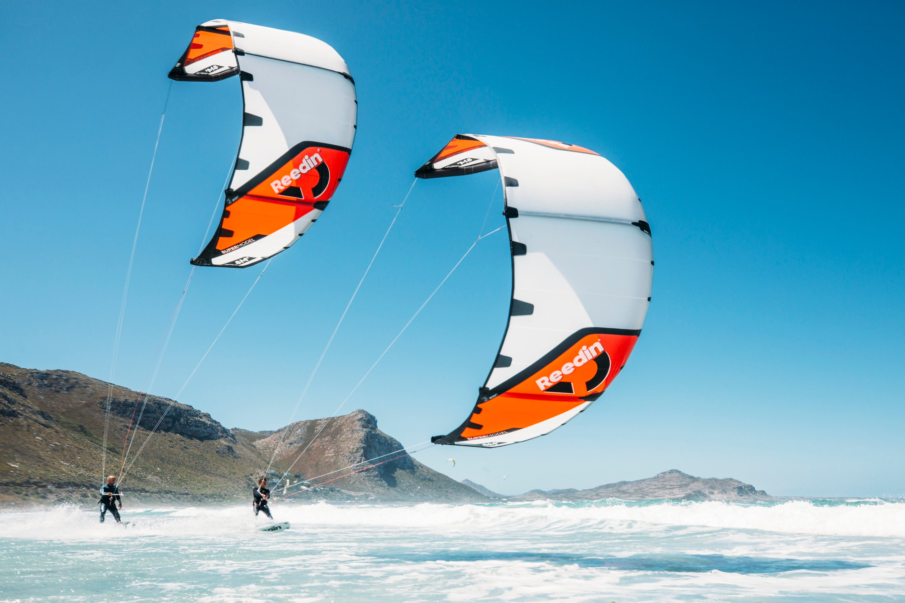 Reedin Supermodel Kite - Ocean Sports FZE