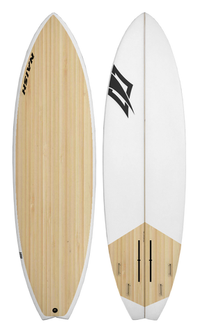 2018 Hover Dedicated 6'0 Surf Foilboard - SUP and Surf Foil - Naish - KiteSurfSUPUAE