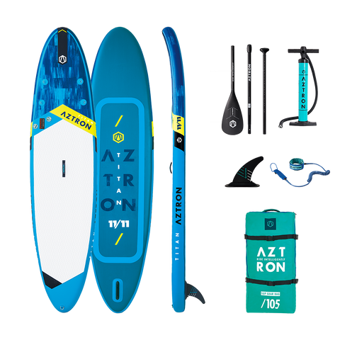 Aztron Titan SUP - Blue Ocean Sports