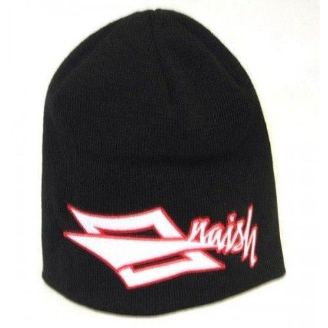 Naish Black Beanie - Soft Tech - Naish - KiteSurfSUPUAE